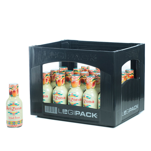 Arizona Peach Iced Tea 20 x 0,33l