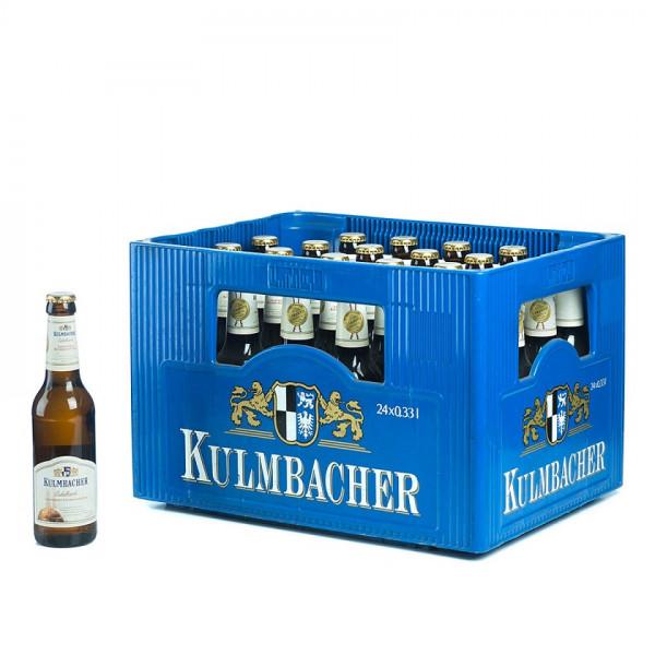 Kulmbacher Pils Edelherb 24 x 0,33l