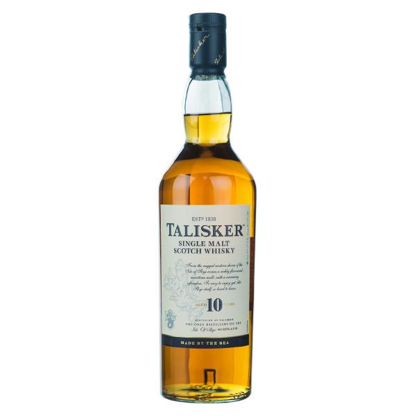 Talisker 10 Jahre Single Malt Scotch Whisky 0,7l