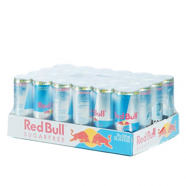 Red Bull Sugarfree 24 x 0,25l