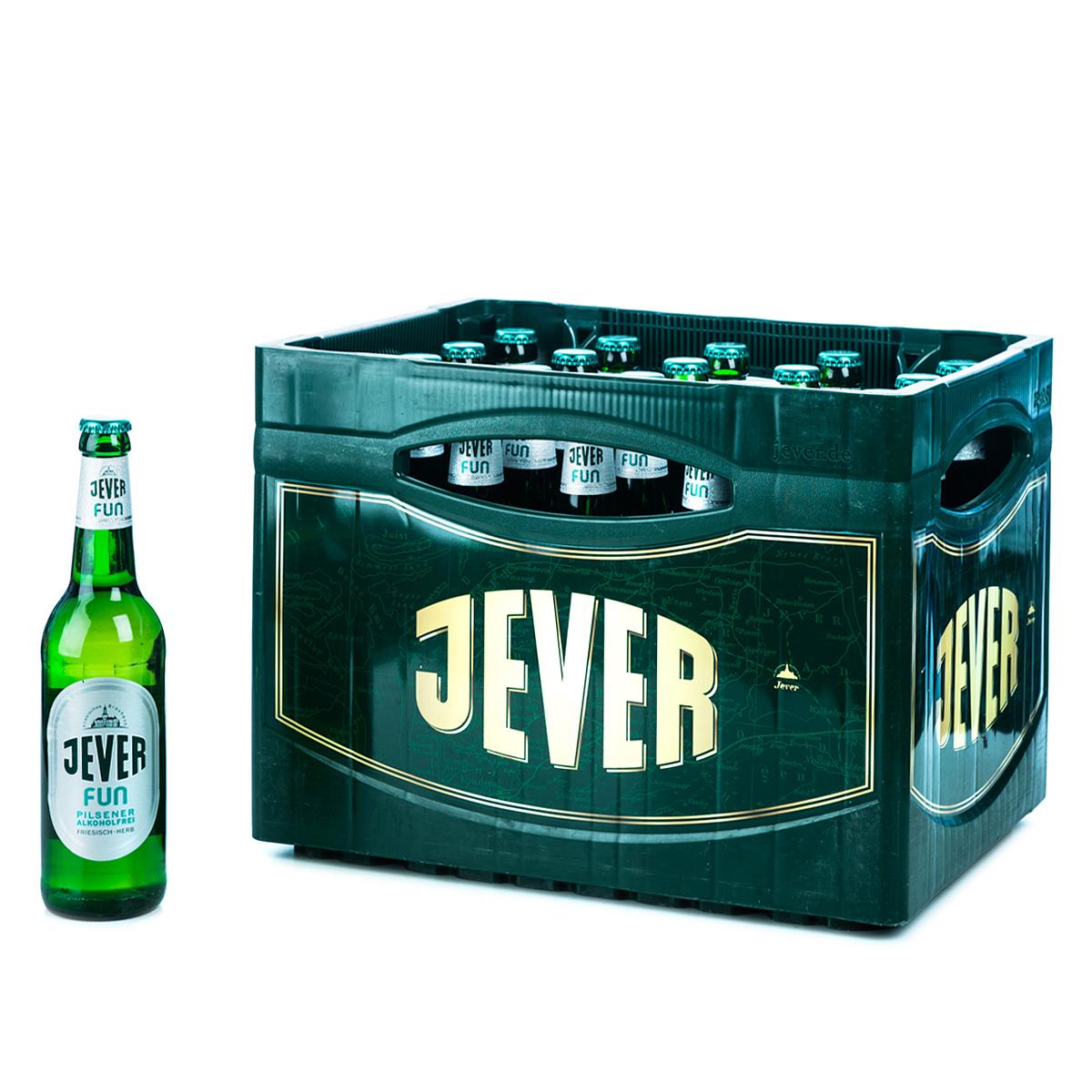 Alkoholgehalt Jever Fun