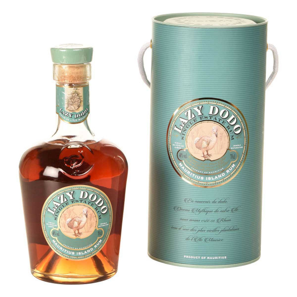 Ultimatum Rum Single Cask Selection T.D.L. 25 Years Old