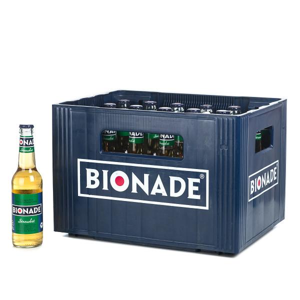 Bionade Streuobst Limonade in der 0,33l Glasflasche