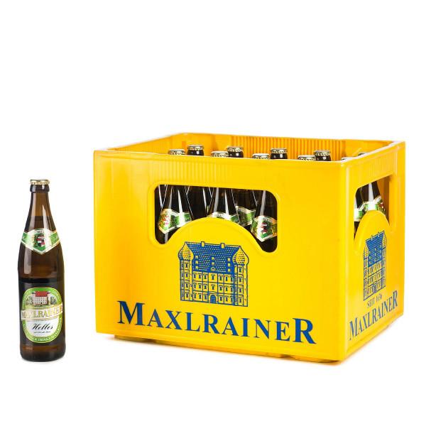 Maxlrainer Helles 20 x 0,5l
