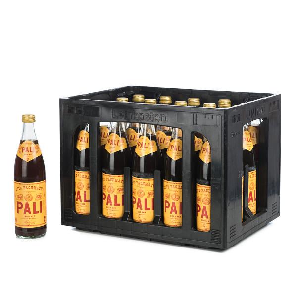Pachmayr Pali Cola Mix in der 0,5l Flasche