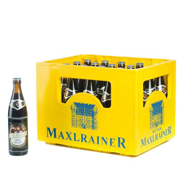Maxlrainer Aiblinger Schwarz 20 x 0,5l