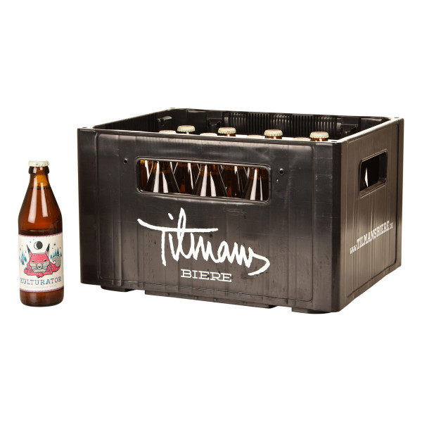 Tilman's Kulturator - Heller Bock 20 x 0,33l