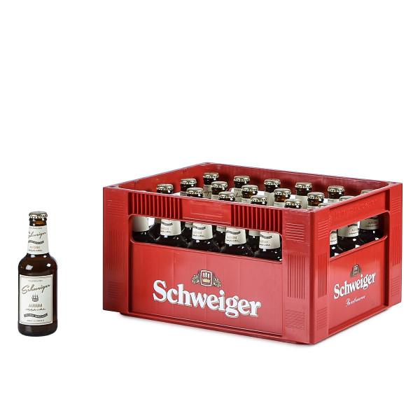 Schweiger Aurum 24 x 0,25l