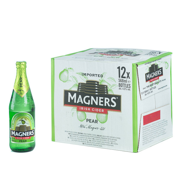 Magners Pear Cider 12 x 0,57l