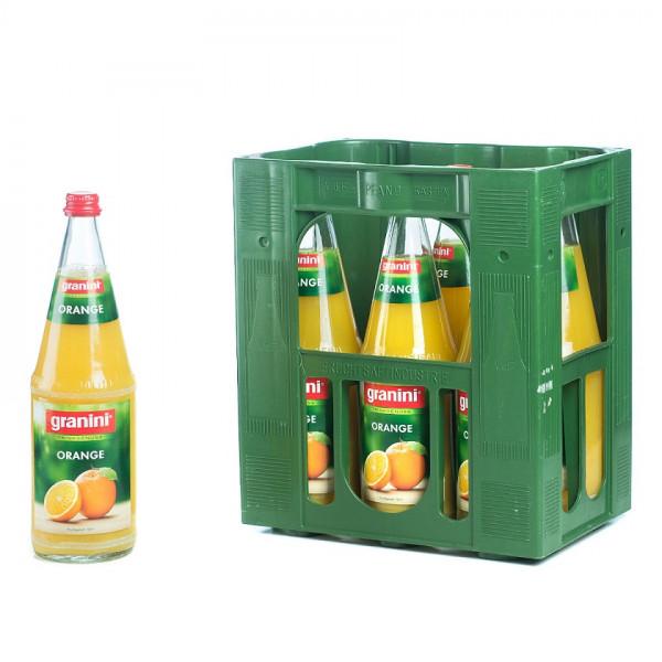 Granini Orangensaft 6 x 1l