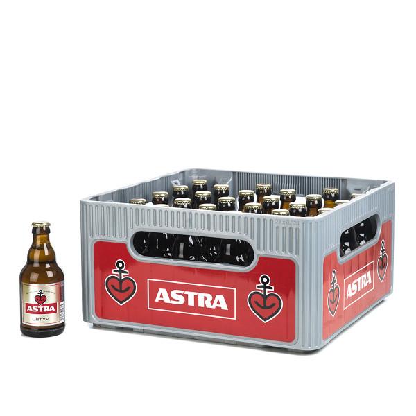 Astra Urtyp in der 0,33l Glasflasche
