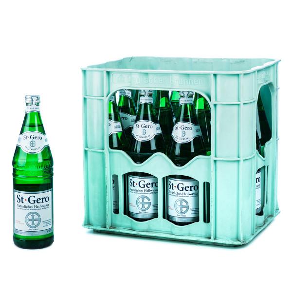 St. Gero Heilwasser 12 x 0,75l Glas