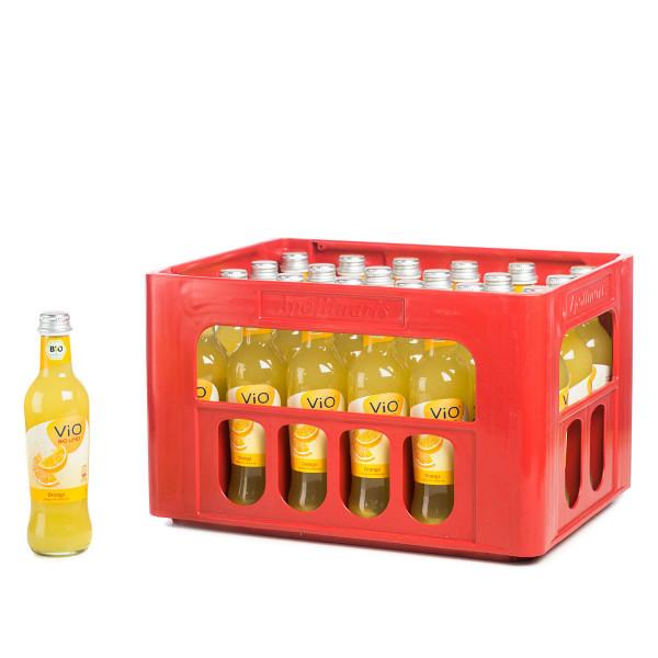Apollinaris ViO Bio Limo Orange 24 x 0,33l