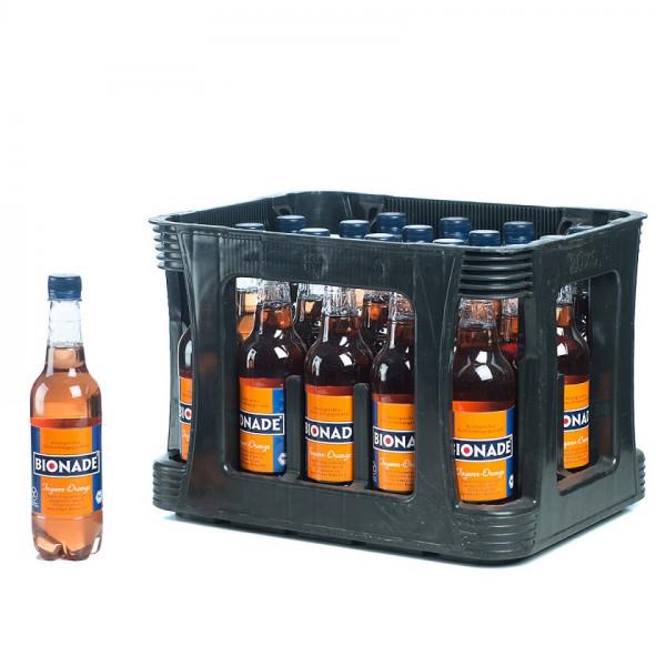 Bionade Ingwer-Orange 20 x 0,5l