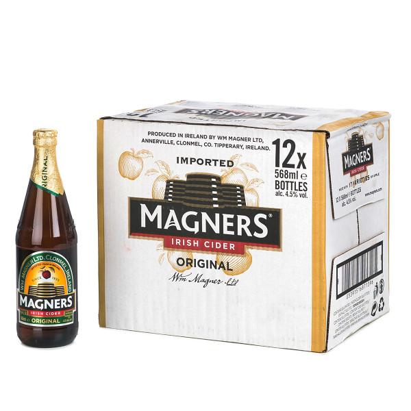 Magners Original Cider in der 0,586l Flasche