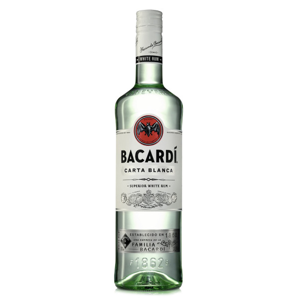 Bacardi Superior White Rum 0,7l