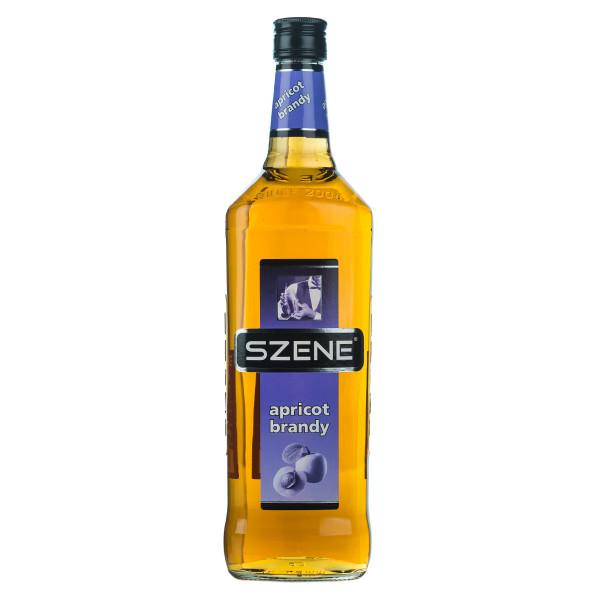 SZENE Apricot-Brandy Likör 1l