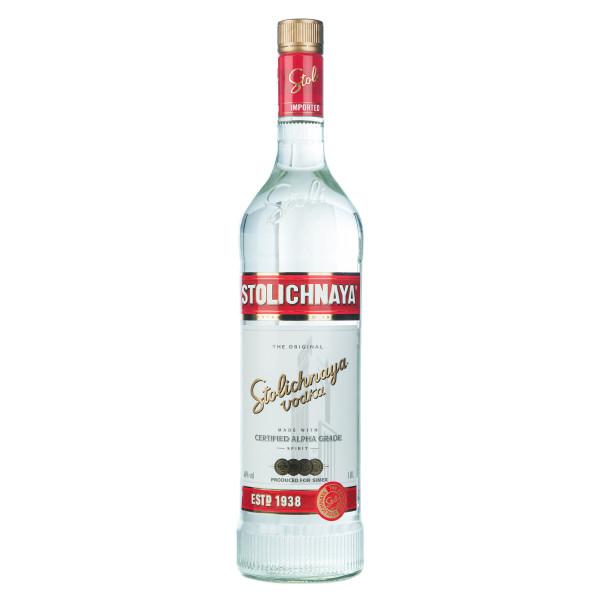 Stolichnaya Vodka 1l