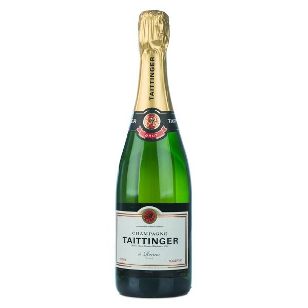 Taittinger Brut Reserve Champagner 0,75l
