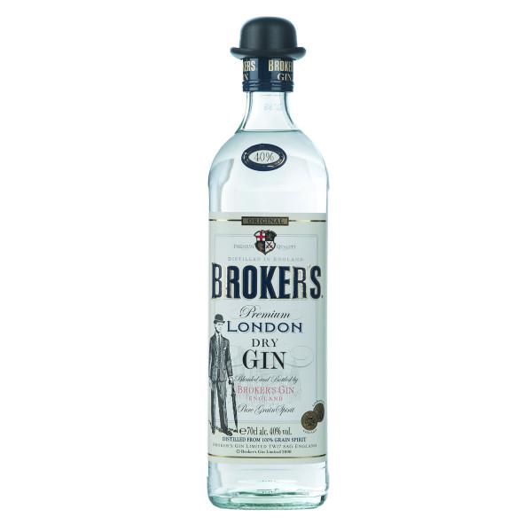 Brokers Premium London Dry Gin 0,7l