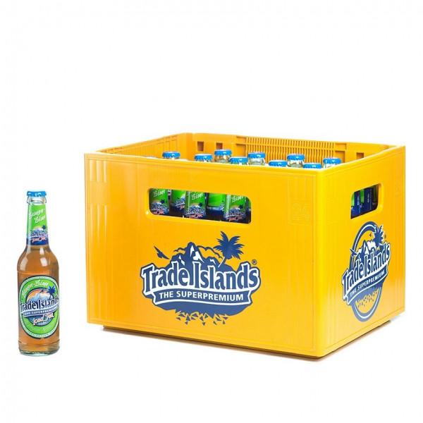 Trade Island Iced Tea Lemon 24 x 0,33l
