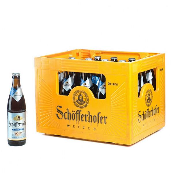 Schöfferhofer Alkoholfrei 20 x 0,5l