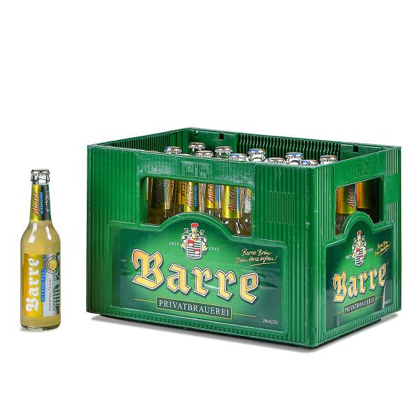 Barre Natur Alster alkoholfrei 24 x 0,33l
