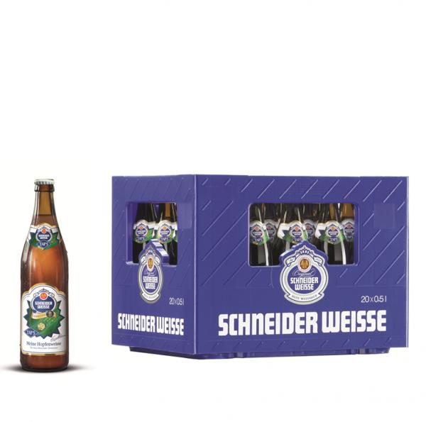 Schneider Weisse Meine Hopfenweisse TAP5 20 x 0,5l
