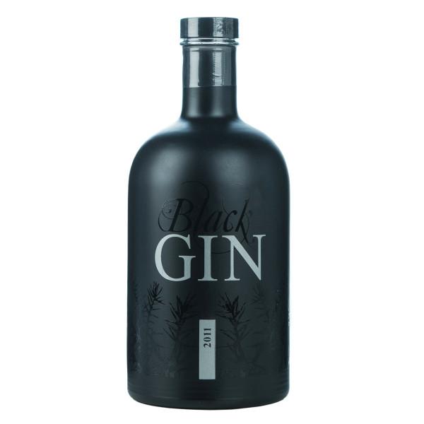 Gansloser Black Dry Gin 0,7l