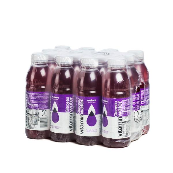 Glaceau Vitamin Water Restore 20 x 0,5l
