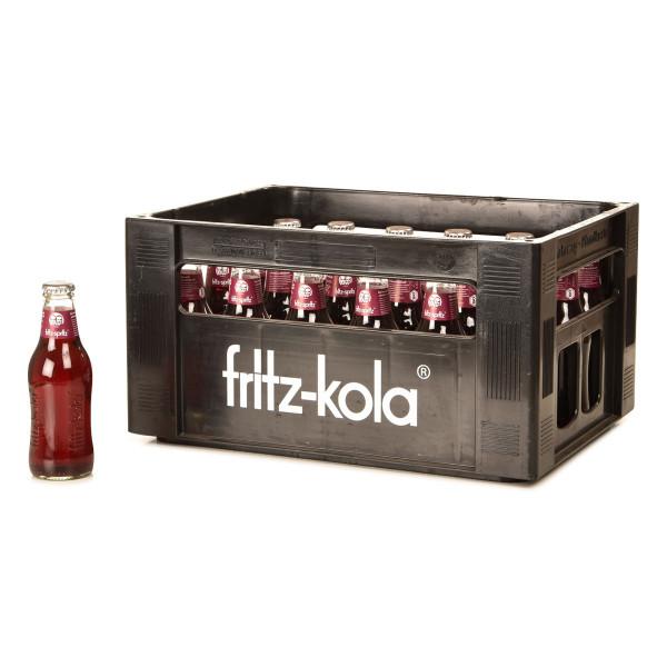 Fritz-Spritz Bio-Traubensaftschorle 24 x 0,2l