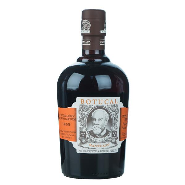 Botucal Mantuano Rum 0,7l