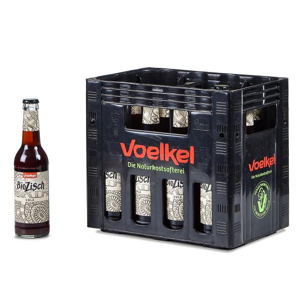Voelkel Cola BioZisch 12 x 0,33l Glas