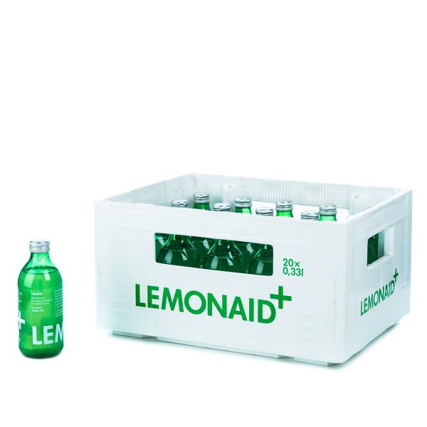 LemonAid Limette 20 x 0,33l