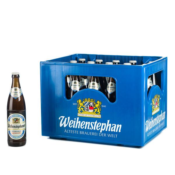 Weihenstephan Weißbier Alkoholfrei 20 x 0,5l