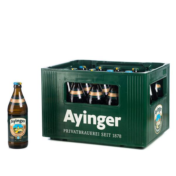 Ayinger Jahrhundert Bier 20 x 0,5l