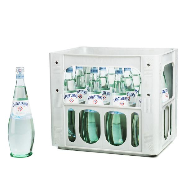 Gerolsteiner Sprudel 12 x 0,75l Glas