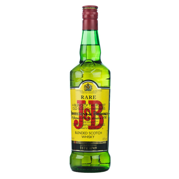 J & B Rare Blended Scotch Whisky 0,7l