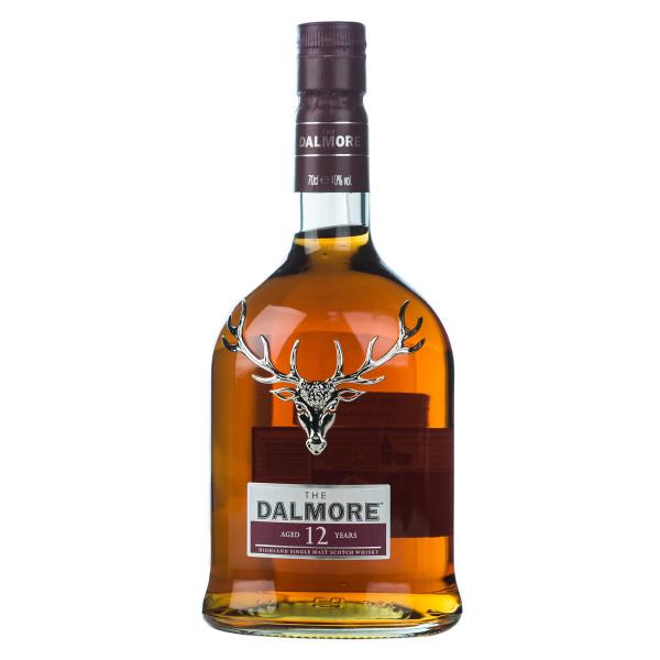 Dalmore 12 Jahre Single Malt Scotch Whisky 0,7l