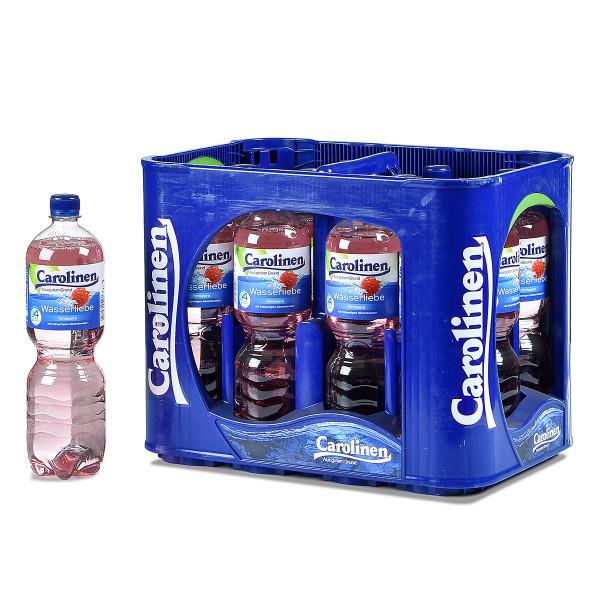 Carolinen Wasserliebe Himbeere 12 x 1l