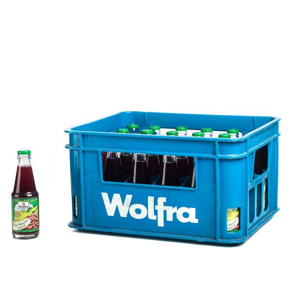 Wolfra Feine Kirsche 30 x 0,2l