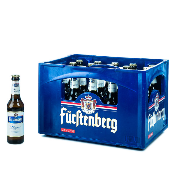 Fürstenberg Premium Pilsener 20 x 0,33l