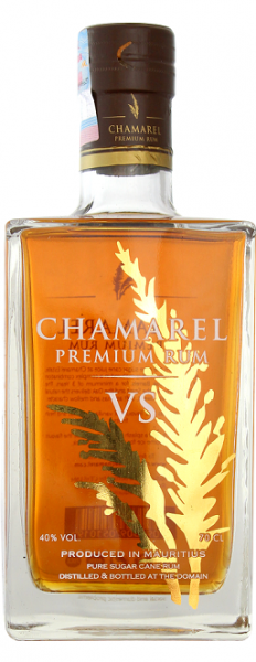 Chamarel VS Rum 0,7l