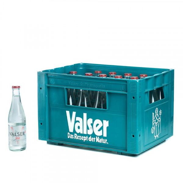 Valser Still 24 x 0,33l