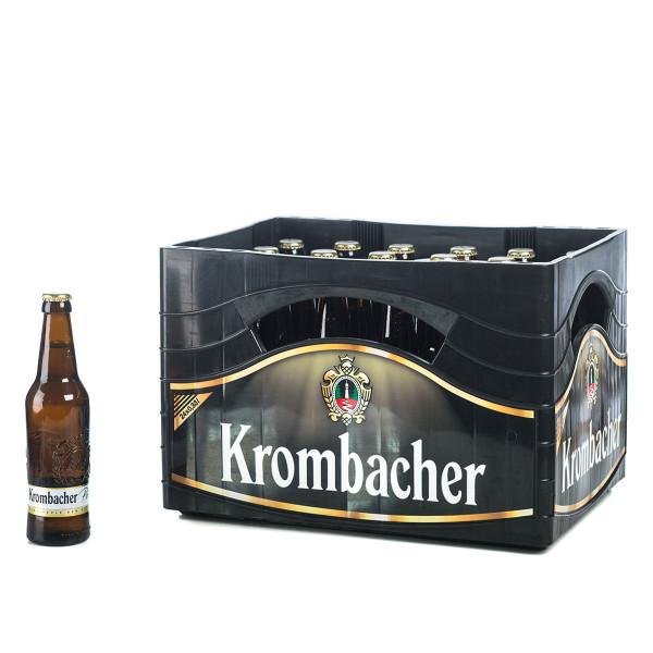 Krombacher Pils 24 x 0,33l