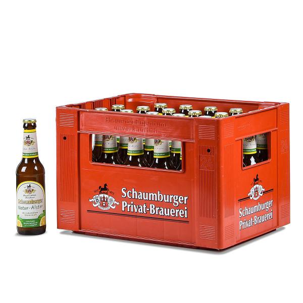 Schaumburger Natur-Alster 24 x 0,33l