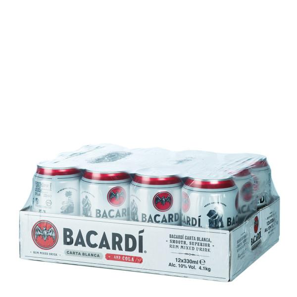Bacardi Cola 12 x 0,33l