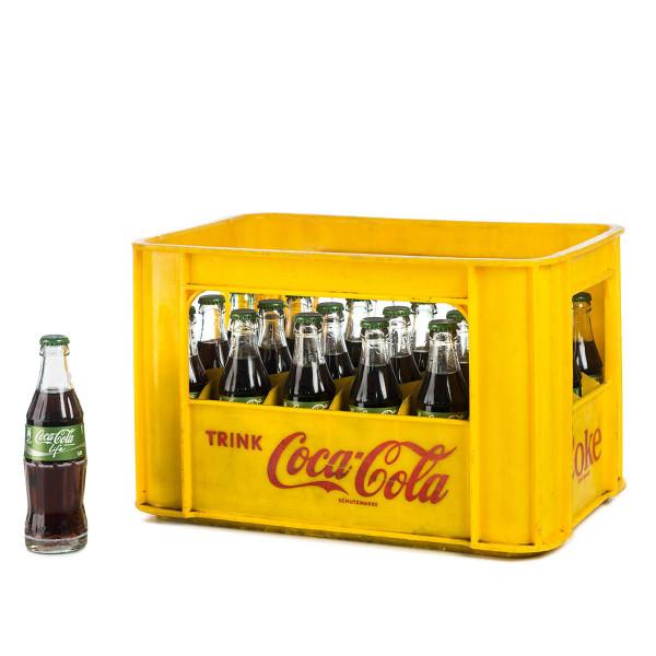 Coca-Cola Life 24 x 0,2l Glas