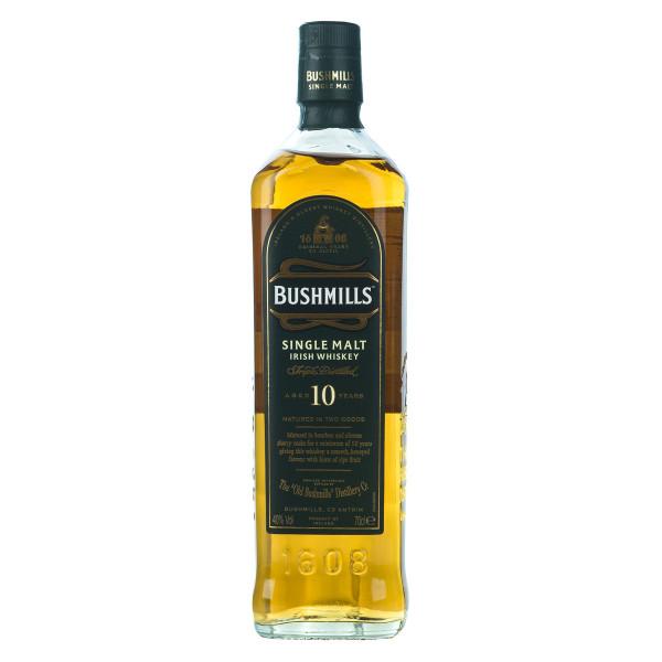 Bushmills 10 Jahre Single Malt Irish Whiskey 0,7l
