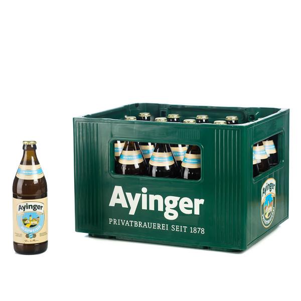 Ayinger Bräuweisse 20 x 0,5l